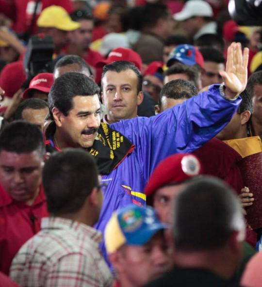 """Maduro en conversatorio """"Juventud constructora de paz"""". 23 de marzo de 2013"""