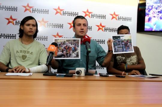 Rueda de Prensa. 28 de junio de 2013
