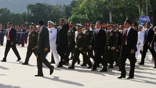 Presidente Maduro graduó a 469 oficiales técnicos