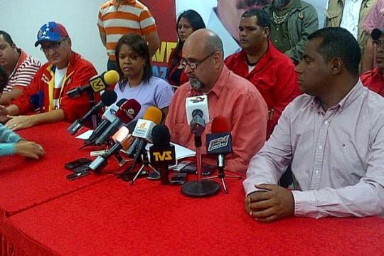 Psuv y Gran Polo Patriótico anunciaron candidaturas a las 18 alcaldías de Aragua