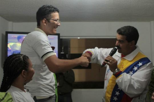 Gobierno de Calle Aragua