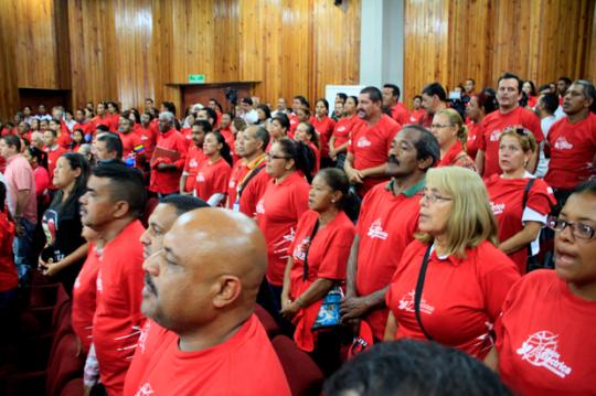 Redes de Misioneros Eléctricos de Aragua