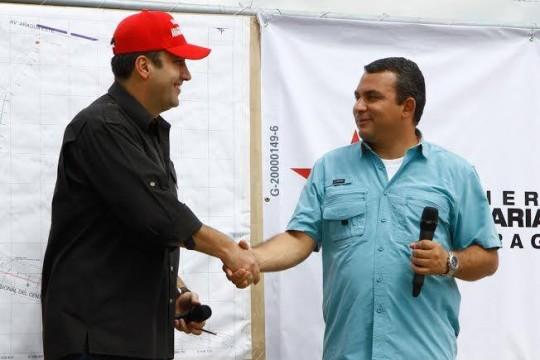 En diciembre estará lista 1ra rampa de distribuidor Simón Bolívar