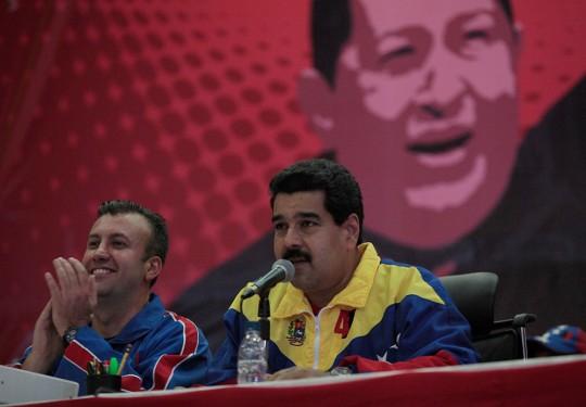 Acto de proclamación de los alcaldes y concejales revolucionarios electos de Aragua