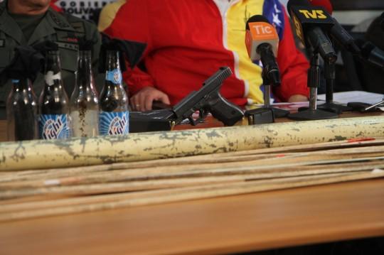 Grupos violentos de oposición intentaron quemar sede de la Gobernación de Aragua