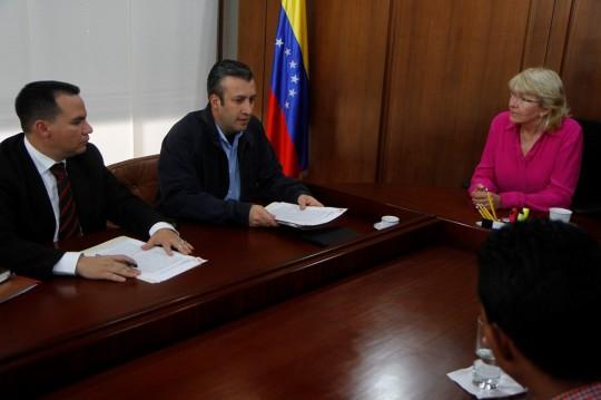 Gobernador Tareck el Aissami Denuncia ante el MP a Delson Guarate