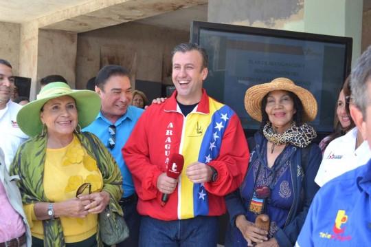 Inician trabajos de restauración y rehabilitación del Teatro de la Opera de Maracay