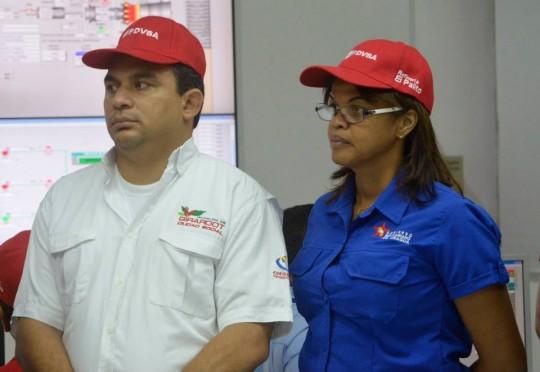 Inaugurada planta termoeléctrica José Félix Ribas