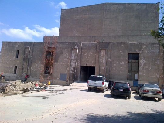 Rehabilitacion Teatro Opera Maracay