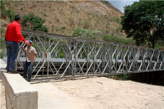 Avanza rehabilitación integral de la vialidad hacia el municipio Tovar