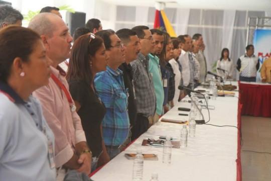 Consejo Estadal del Agua del estado Aragua