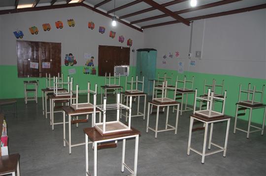 Gobierno Bolivariano de Aragua rehabilita escuela de Cepe (9)