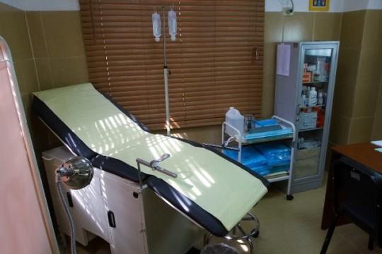 El Aissami inauguró ambulatorio en Guasimal II