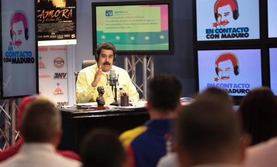 En Contacto con Maduro Nº10