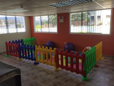 Casa de abrigo que albergará a niños palestinos en Venezuela