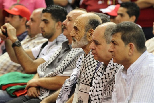 Tareck El Aissami reunión Comunidad Árabe
