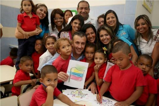 Año escolar se iniciará en Aragua con nuevos centros educativos