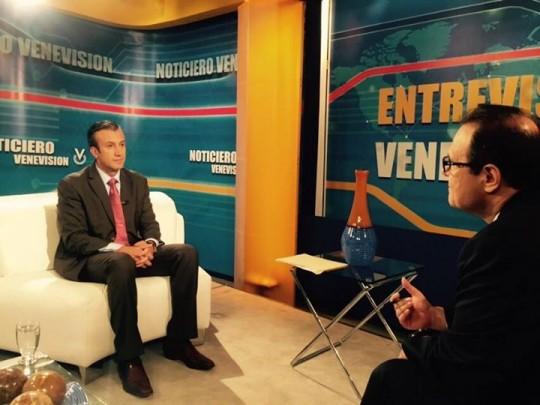 Entrevista Tareck El Aissami