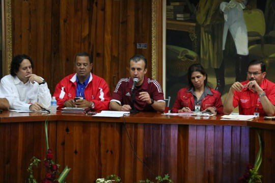 Instalado Consejo Bolivariano de Alcaldes por la Patria