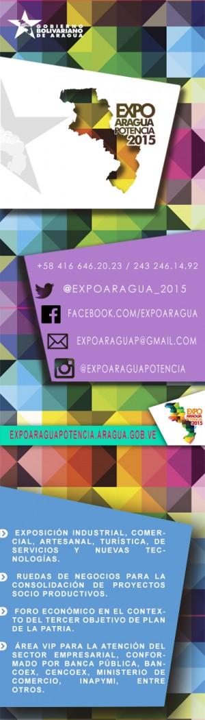 Expo Aragua Potencia 2015