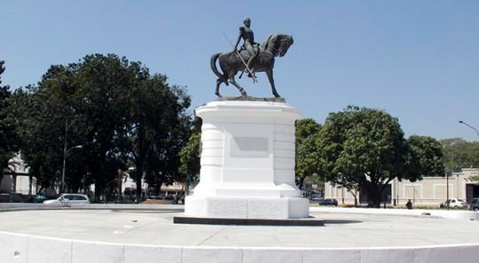 Plaza Páez de Maracay