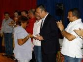 Jubilados del Estado de Aragua recibieron sus prestaciones. 12 de noviembre de 2013