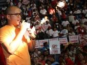 Movimientos sociales respaldan candidatura de Tareck El Aissami