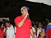 Actividad en Villa de Cura para pensionados IVSS. 30 de mayo de 2013