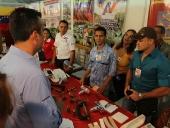 Expo Aragua Potencia 2013 en San Jacinto, Maracay. 4 de octubre de 2013