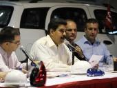 Presidente Maduro realizó visita a planta automotriz Chery. 25 de septiembre de 2013