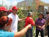Decretadas refugios a cielo abierto las comunidades Cogollal y Raúl Leoni. 20 julio de 2013