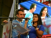 Delegación aragüeña abanderada de cara a los Juegos Deportivos. 9 de septiembre de 2013