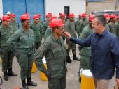 Desplegado plan de mantenimiento preventivo Pica y Poda. 29 de abril de 2013