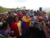 Dirección nacional del Psuv juramenta a sus candidatos electos en Aragua. 3 de julio de 2015