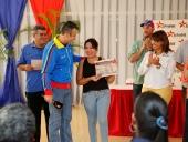 El Aissami entregó 291 certificados de adjudicación de vivienda. 13 de agosto de 2015