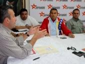 El Aissami se reunió con alcaldes electos. 10 de diciembre de 2013