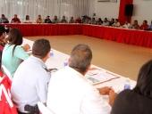 El Aissami se reunió con los 18 alcaldes de Aragua. 13 de enero de 2014