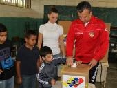 Tareck El Aissami ejerció su derecho al voto