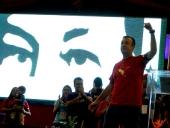 Encuentro político de Unidades de Batalla Hugo Chávez de Aragua. 22 de mayo de 2013