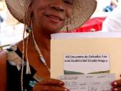 Entrega de recursos a cofradías de San Juan Bautista. 20 de junio de 2013