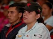Entrega de recursos a comunidades del estado Aragua. 7 de noviembre del 2014