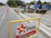 Fiesta del asfalto en Aragua
