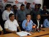 Firma del contrato colectivo de trabajadores de Unicon. 24 de septiembre de 2013