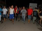 Gobierno atiende los 8 municipios afectados por las lluvias. 20 de agosto de 2013