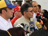 Gobierno Bolivariano inició rehabilitación de la vía Colonia Tovar - La Victoria. 10 de septiembre de 2013