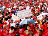 Inscripcion candidatura Revolucion para el estado Aragua