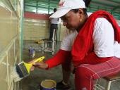 Jornada de trabajo voluntario en Camatagua. 14 de septiembre de 2013