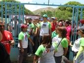 Jornada de trabajo voluntario en Villa de Cura. 25 de mayo de 2013.