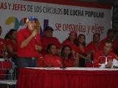 Juramentan a jefes de Círculos de Lucha Popular del PSUV electos en Aragua