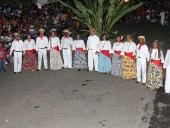 Manifestación popular tradicional La Llora de Zuata, Municipio José Félix Ribas, Aragua. 2 de noviembre de 2012.